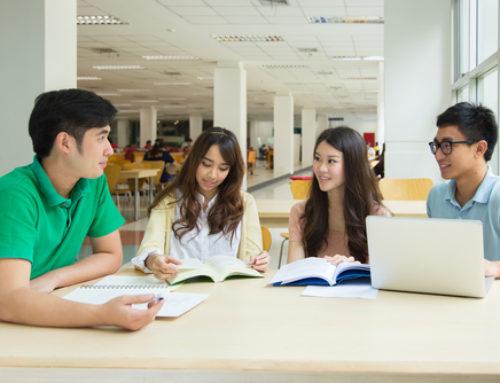 'Veel Chinese studenten ervaren een enorme cultuurshock in Nederland'
